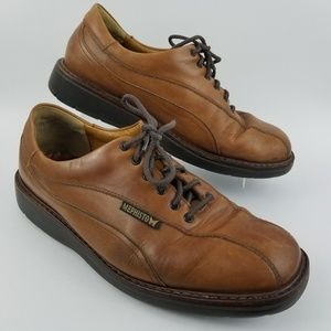 Mephisto Goodyear Welt Lace-Up Oxford Shoes Size 9